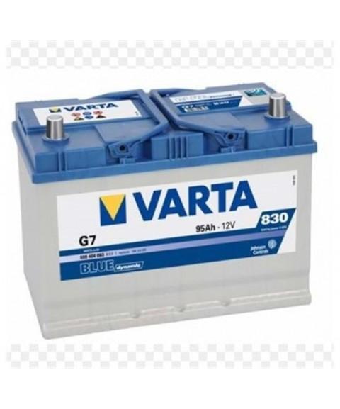AKU 95AH 830EN 12V -+ VARTA