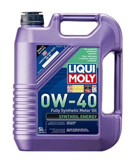 Liqui Moly 0W40 5L ENERGY