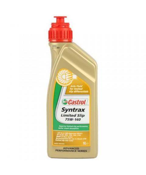 Castrol 75W140 1L SYNTRAX  LS