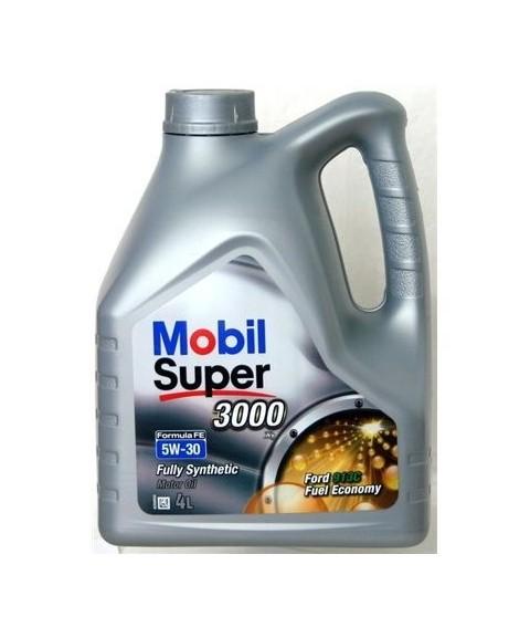 Mobil 5W30 4L SUPER 3000 X1...