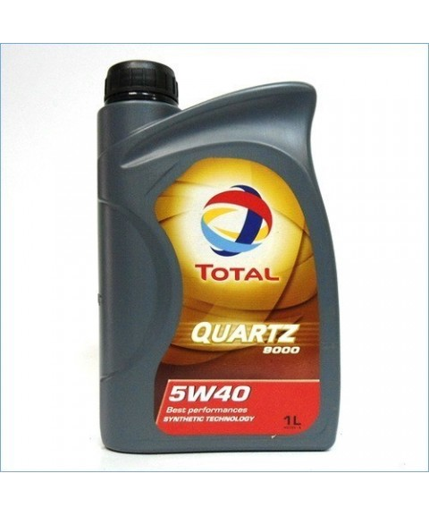 Total 5W40 1L QUARTZ 9000 NF