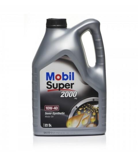 Mobil 10W40 5L SUPER 2000 X1