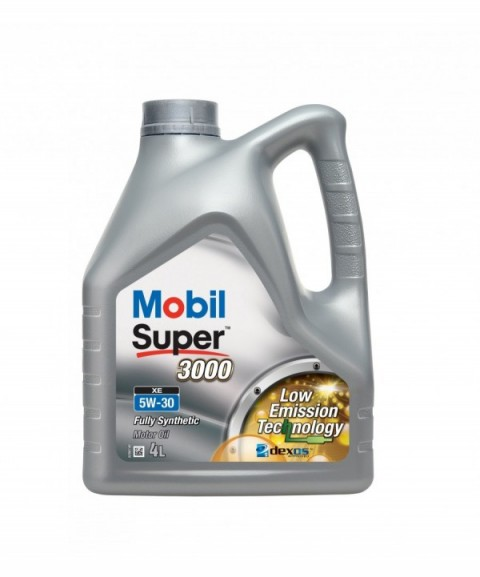 Mobil 5W30 4L SUPER 3000 XE