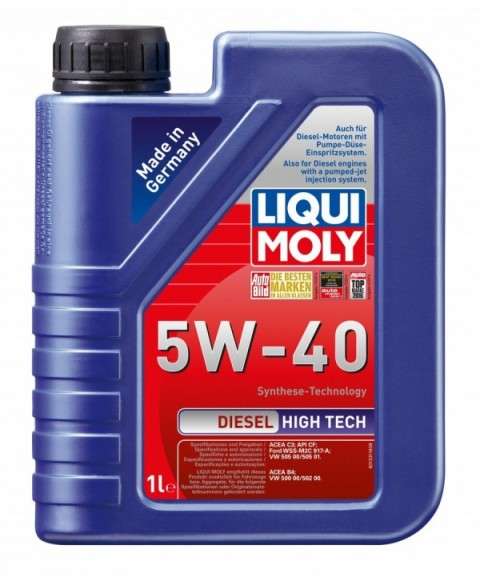 Liqui Moly 5W40 1L HIGH TECH