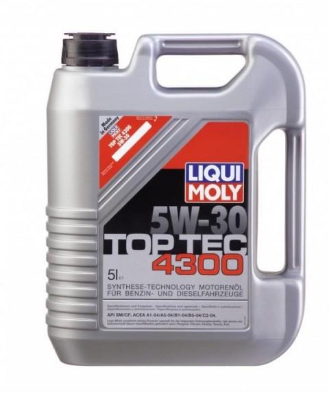 Liqui Moly 5W30 5L TOP TEC...