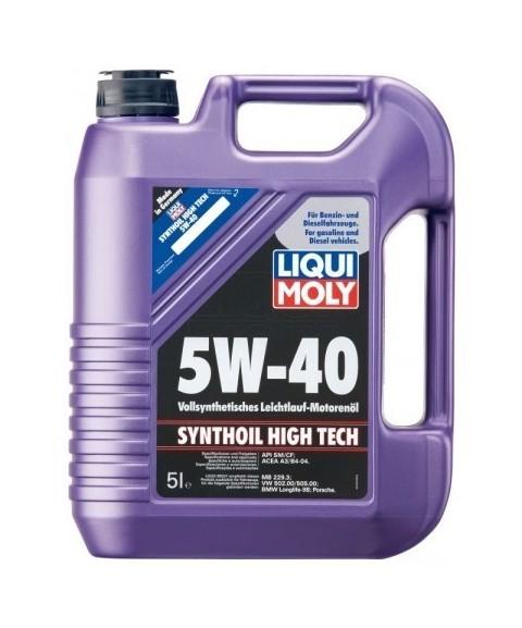 Liqui Moly 5W40 5L HIGH TEC