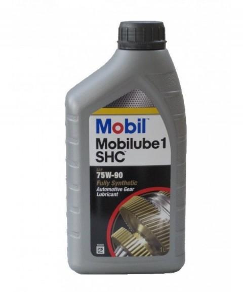 Mobil 75W90 1L GL-4/GL-5...
