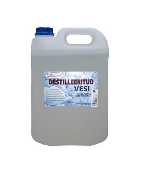 Polar Destilleeritud vesi 5L