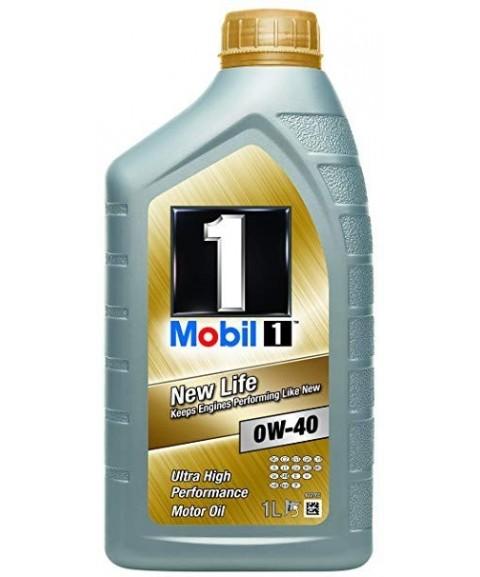 Mobil 0W40 1L MOBIL1 NEW LIFE