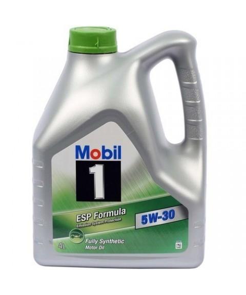 Mobil 5W30 4L MOBIL1 ESP...