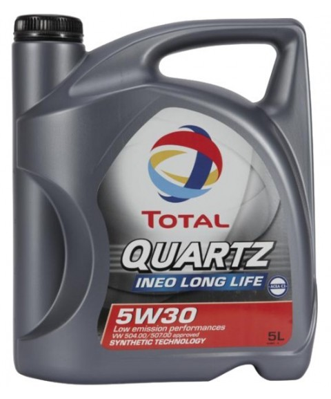 Total 5W30 5L QUARTZ INEO...