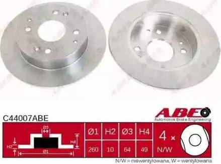 ABE C44007ABE - Piduriketas multiparts.ee