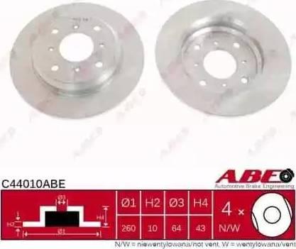 ABE C44010ABE - Piduriketas multiparts.ee