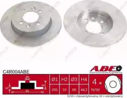ABE C4R004ABE - Piduriketas multiparts.ee