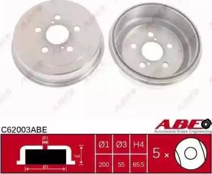 ABE C62003ABE - Piduritrummel multiparts.ee