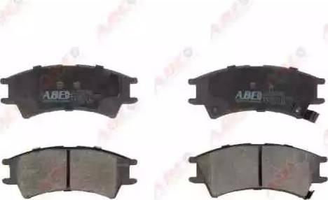 ABE C10501ABE - Piduriklotsi komplekt,ketaspidur multiparts.ee