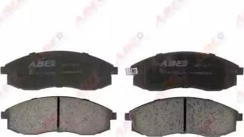 ABE C11074ABE - Piduriklotsi komplekt,ketaspidur multiparts.ee