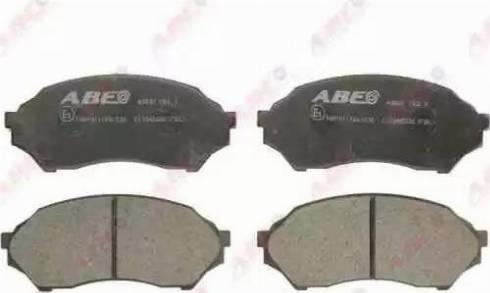 ABE C13045ABE - Piduriklotsi komplekt,ketaspidur multiparts.ee