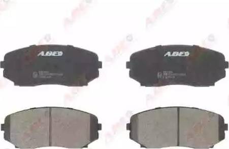 ABE C13061ABE - Piduriklotsi komplekt,ketaspidur multiparts.ee