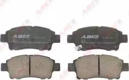 ABE C12084ABE - Piduriklotsi komplekt,ketaspidur multiparts.ee
