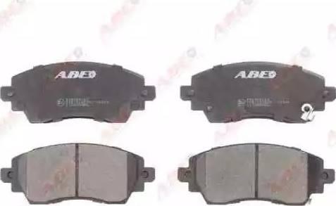 ABE C12085ABE - Piduriklotsi komplekt,ketaspidur multiparts.ee
