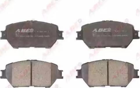 ABE C12104ABE - Piduriklotsi komplekt,ketaspidur multiparts.ee
