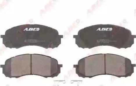 ABE C17015ABE - Piduriklotsi komplekt,ketaspidur multiparts.ee