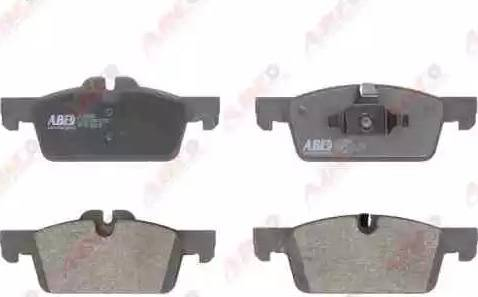 ABE C1P050ABE - Piduriklotsi komplekt,ketaspidur multiparts.ee