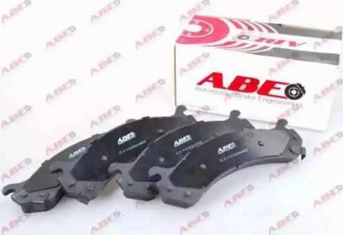 ABE C1Y032ABE - Piduriklotsi komplekt,ketaspidur multiparts.ee
