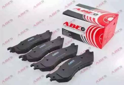ABE C1Y028ABE - Piduriklotsi komplekt,ketaspidur multiparts.ee