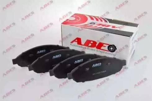 ABE C1Y027ABE - Piduriklotsi komplekt,ketaspidur multiparts.ee
