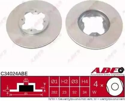 ABE C34024ABE - Piduriketas multiparts.ee