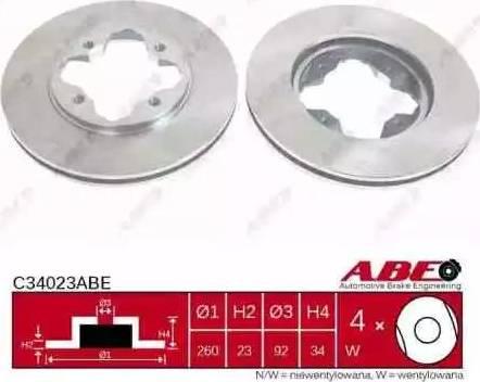 ABE C34023ABE - Piduriketas multiparts.ee