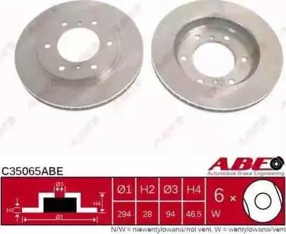 ABE C35065ABE - Piduriketas multiparts.ee