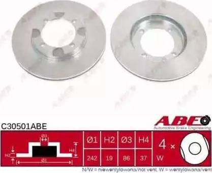 ABE C30501ABE - Piduriketas multiparts.ee
