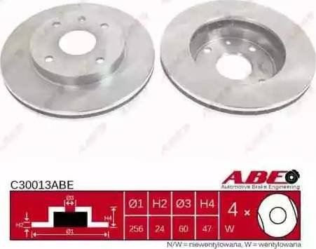 ABE C30013ABE - Piduriketas multiparts.ee