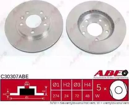 ABE C30307ABE - Piduriketas multiparts.ee