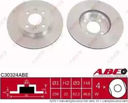 ABE C30324ABE - Piduriketas multiparts.ee