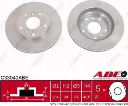 ABE C33040ABE - Piduriketas multiparts.ee