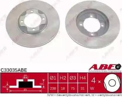 ABE C33035ABE - Piduriketas multiparts.ee