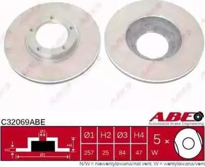 ABE C32069ABE - Piduriketas multiparts.ee