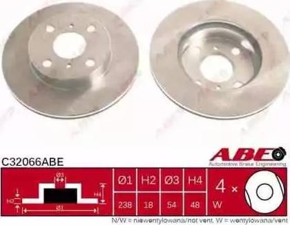 ABE C32066ABE - Piduriketas multiparts.ee
