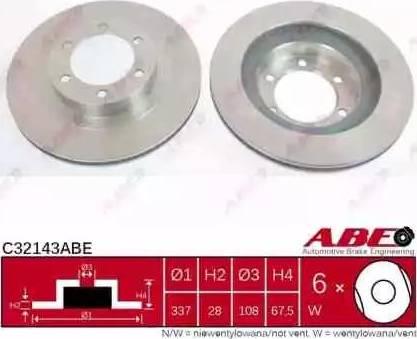 ABE C32143ABE - Piduriketas multiparts.ee