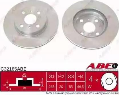 ABE C32185ABE - Piduriketas multiparts.ee
