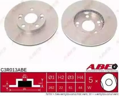 ABE C3R013ABE - Piduriketas multiparts.ee