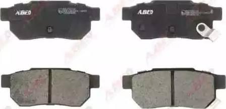 ABE C24007ABE - Piduriklotsi komplekt,ketaspidur multiparts.ee