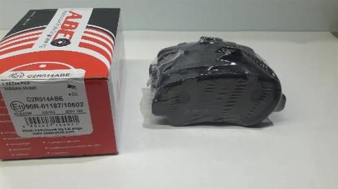 ABE C2R014ABE - Piduriklotsi komplekt,ketaspidur multiparts.ee