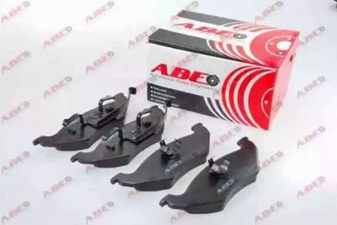 ABE C2Y023ABE - Piduriklotsi komplekt,ketaspidur multiparts.ee