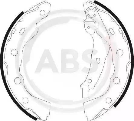 A.B.S. 9063 - Piduriklotside komplekt multiparts.ee