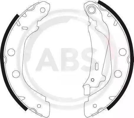 A.B.S. 9030 - Piduriklotside komplekt multiparts.ee